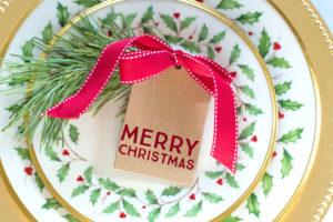 Weihnachtsessen im Cafe Marie